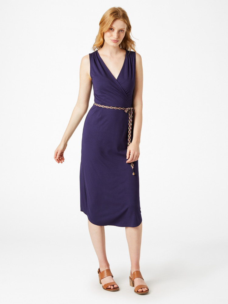 Avery Wrap Dress