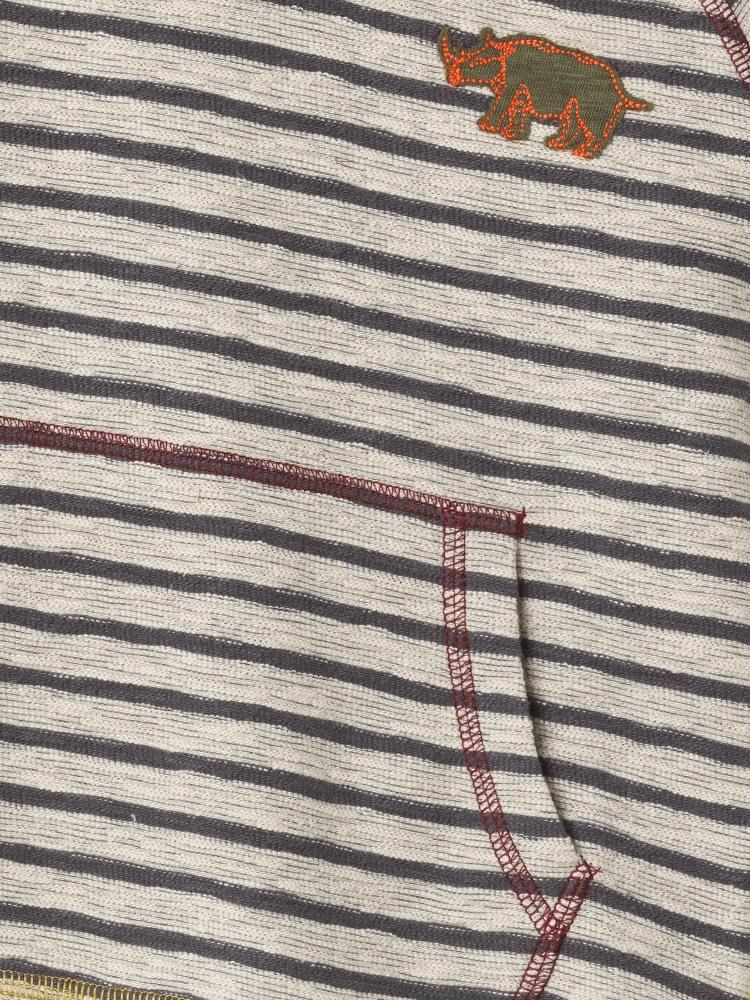 Matty Stripe Long Sleeve Tee