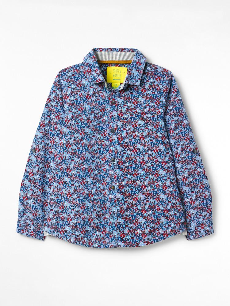 Barking Mad Long Sleeve Shirt