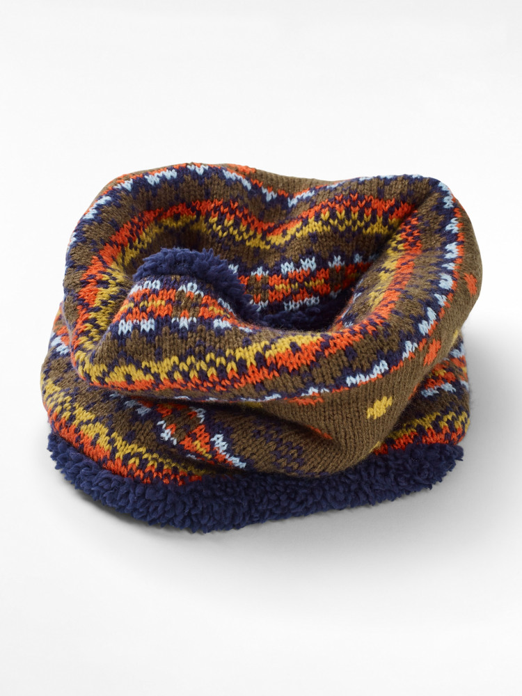 Kids Freddy Fairisle Snood