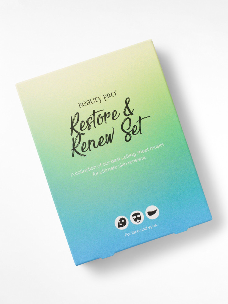 Restore and Renew Set