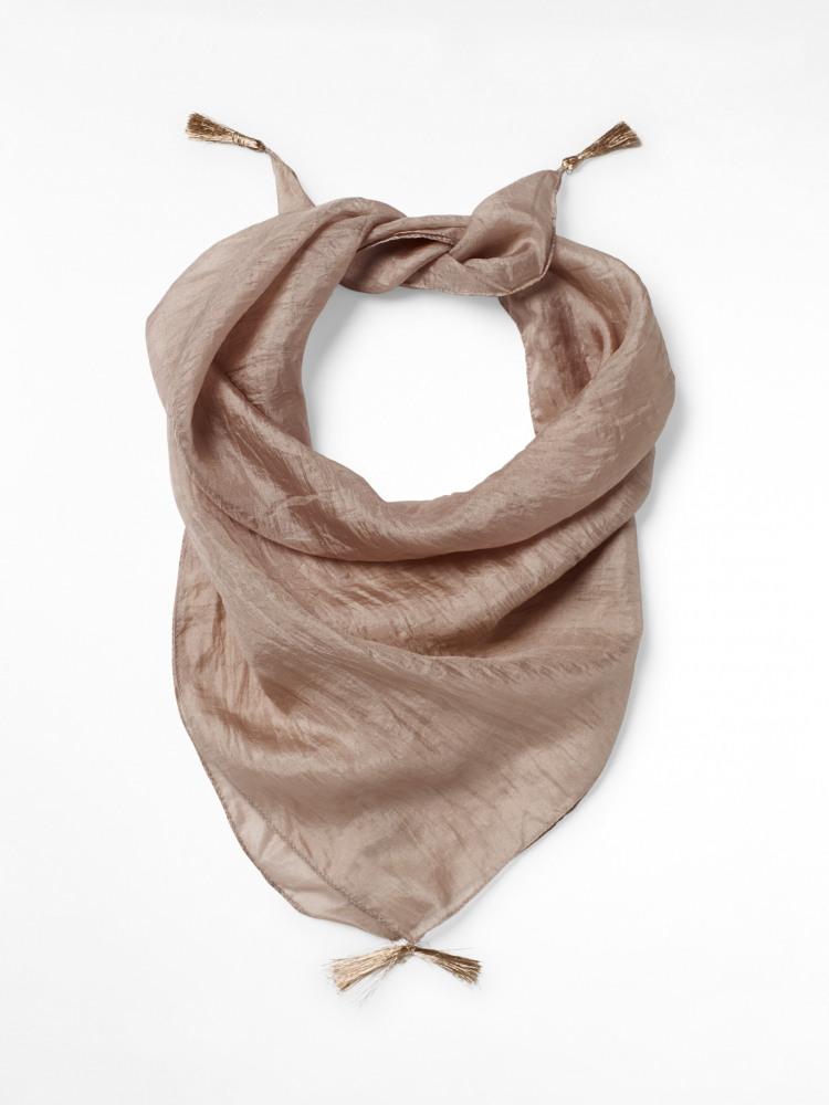 Plain Silk Neckerchief