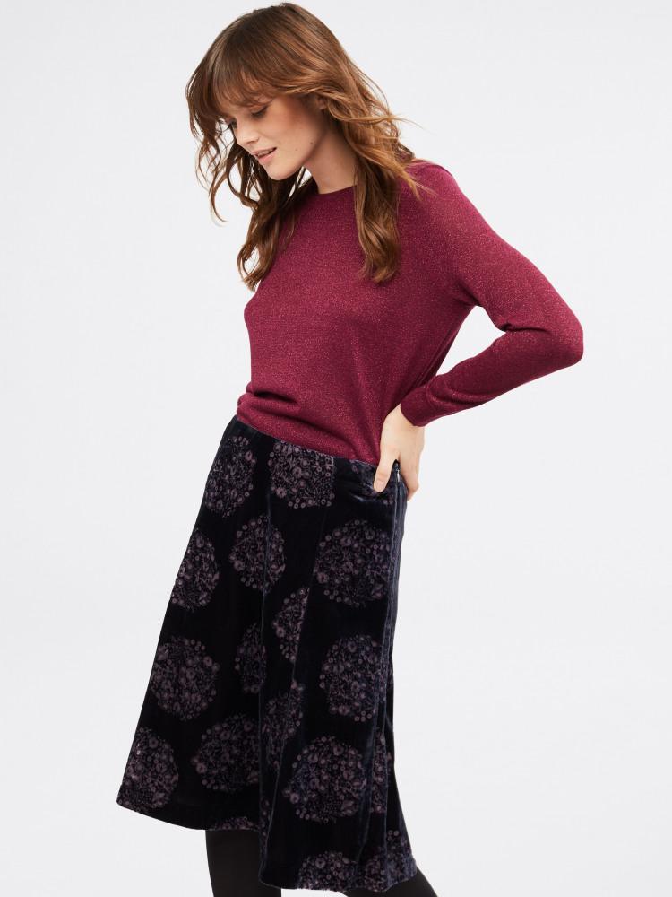 Festive Maple Skirt
