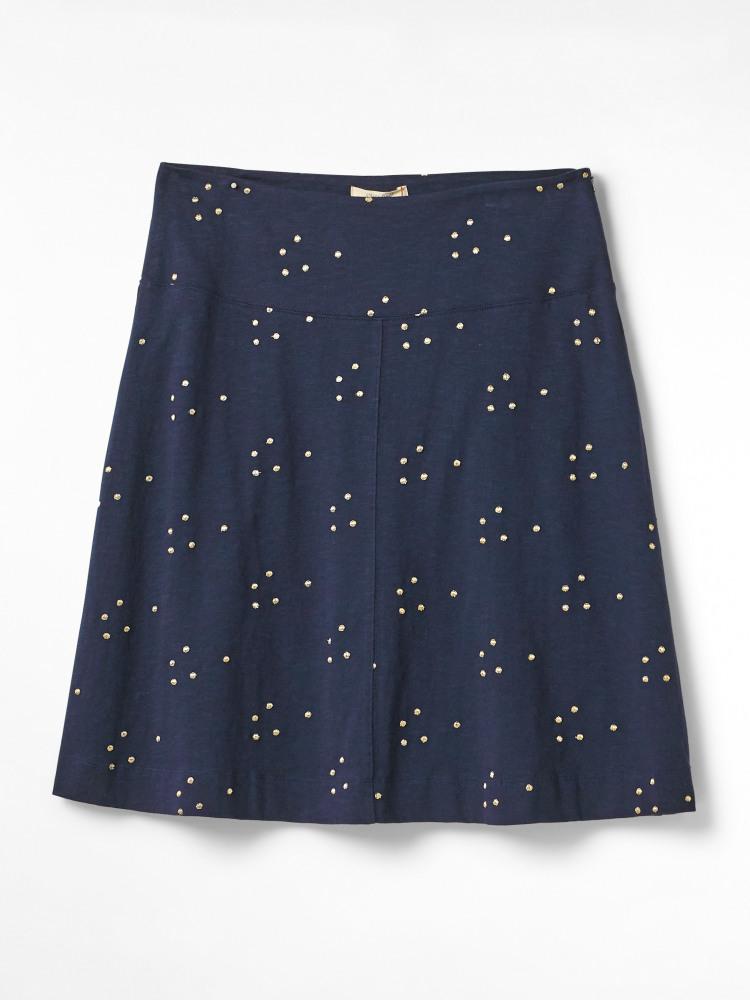 Bright Jersey Skirt