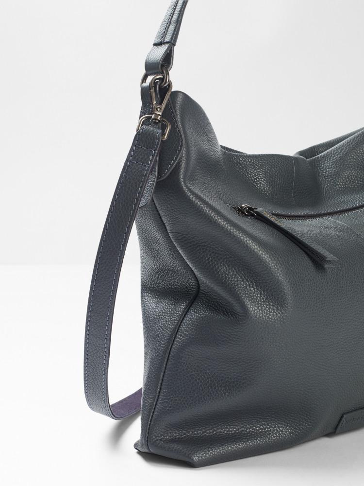 Emma Leather Hobo