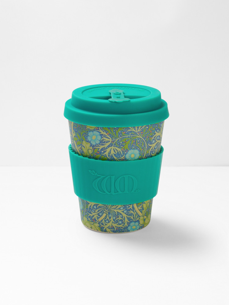 Seaweed WM 12oz Ecoffee Cup
