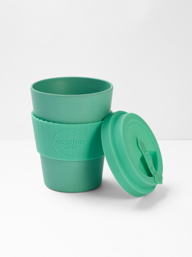 Inca Mint 12oz ECoffee Cup