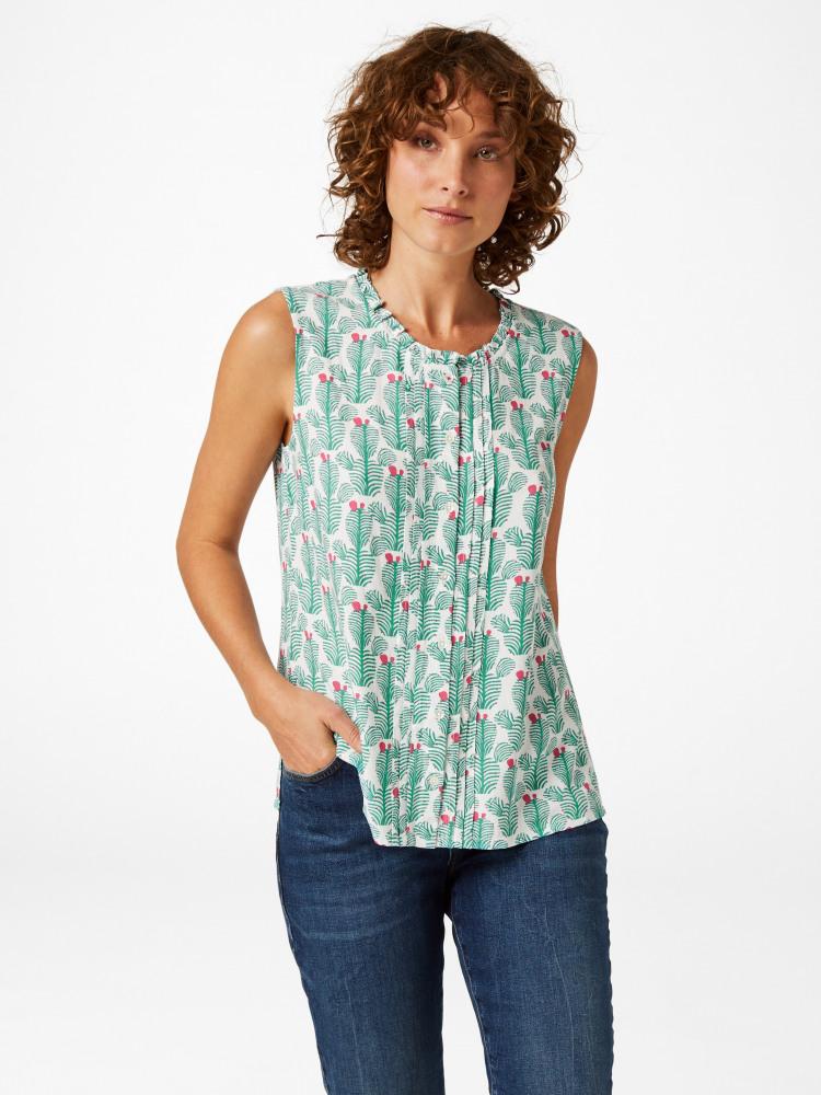 Coconut Shirt Vest