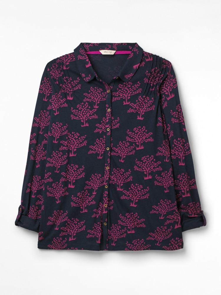 Blackberry Jersey Shirt