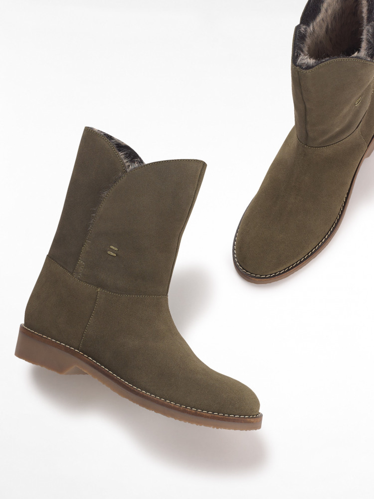 Freya Fur Lined Boot