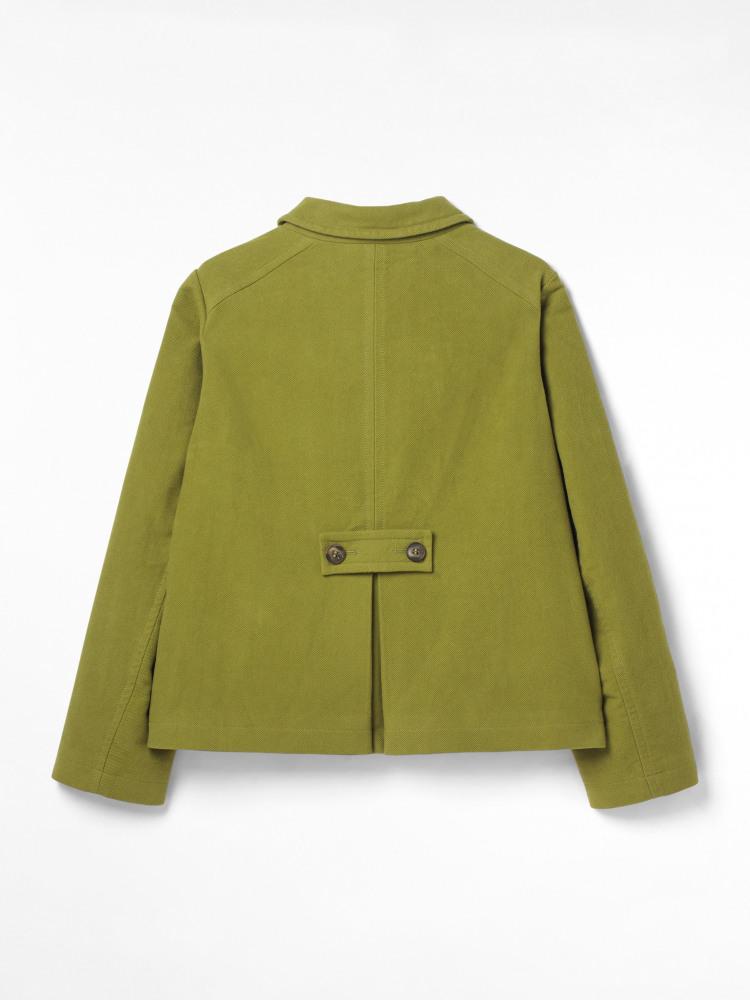 Harrow Moleskin Worker Jacket