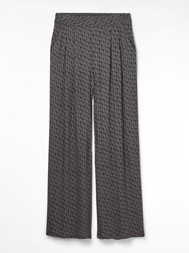 Filey Wide Leg Trouser