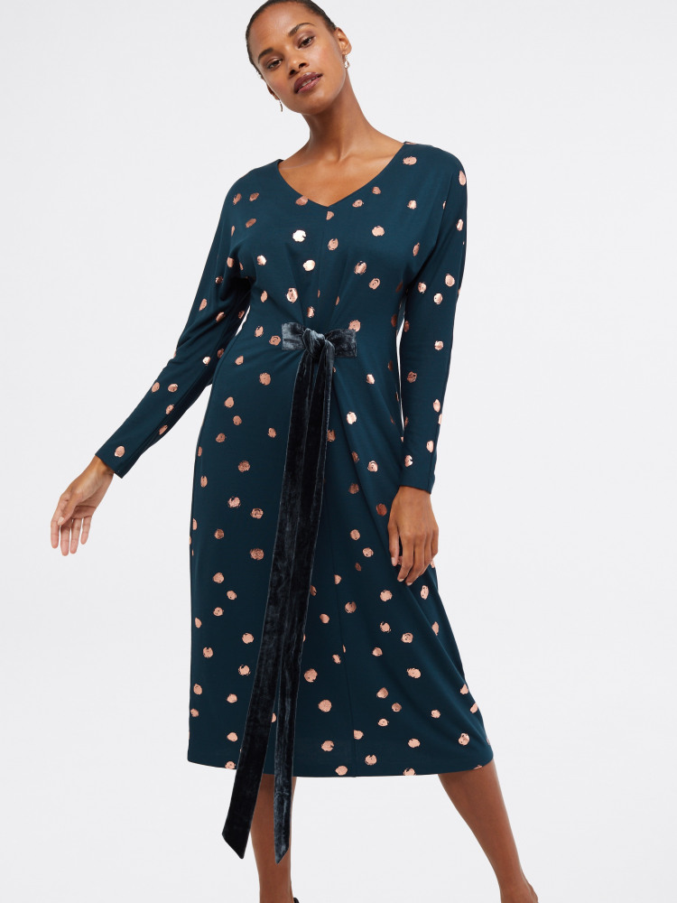 Eva Jersey Dress