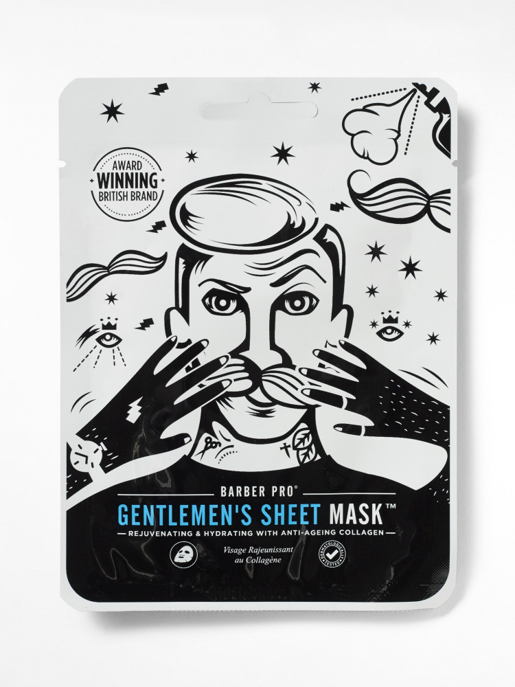 Barber Pro Sheet Mask