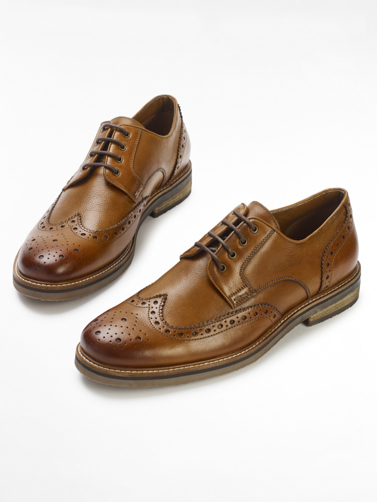 Billy Brogue Lace Shoes