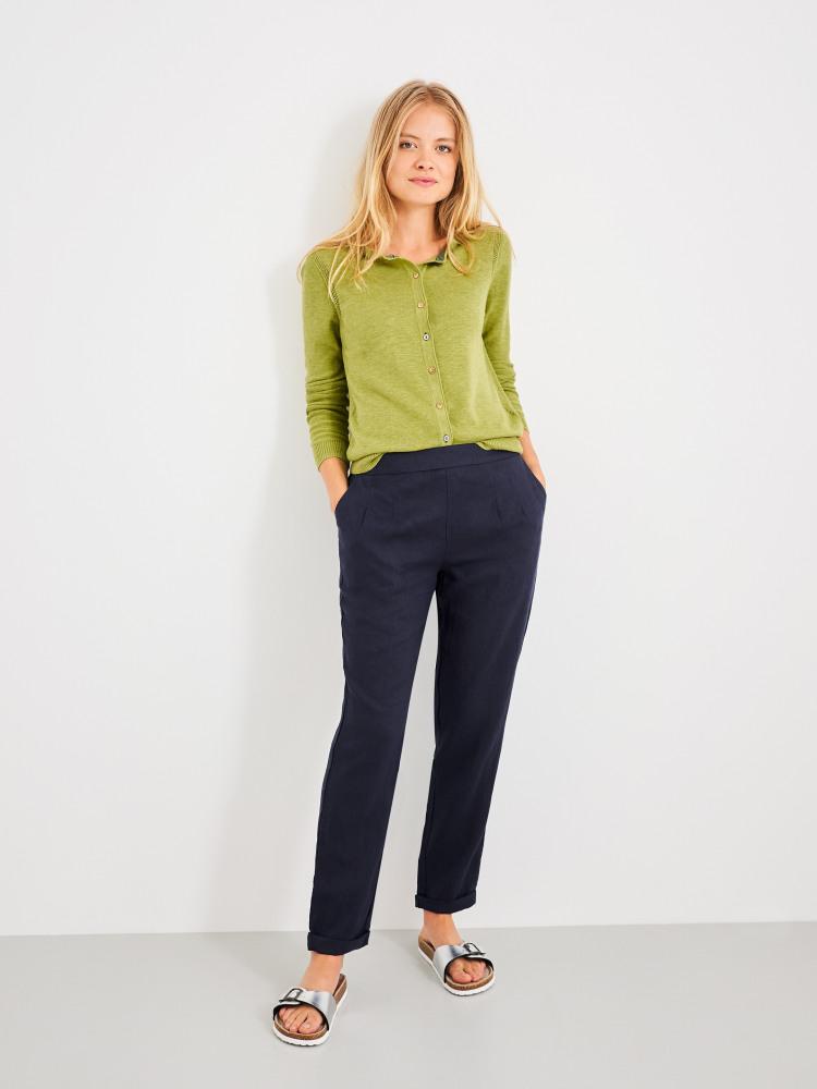 Maison Linen Trouser