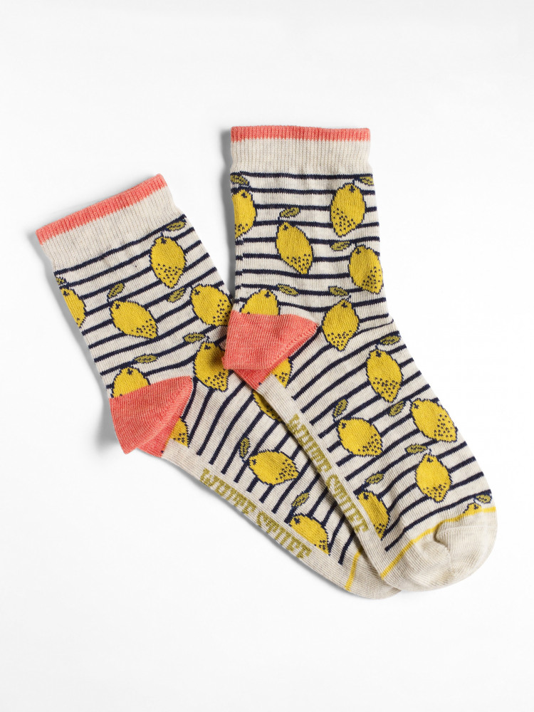 Life Gives You Lemons Sock