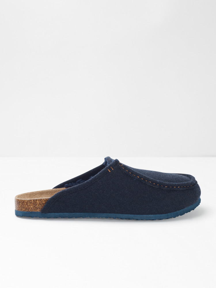 Mens Moccasin Slipper