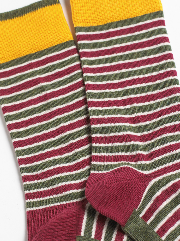 Sean Stripe Sock