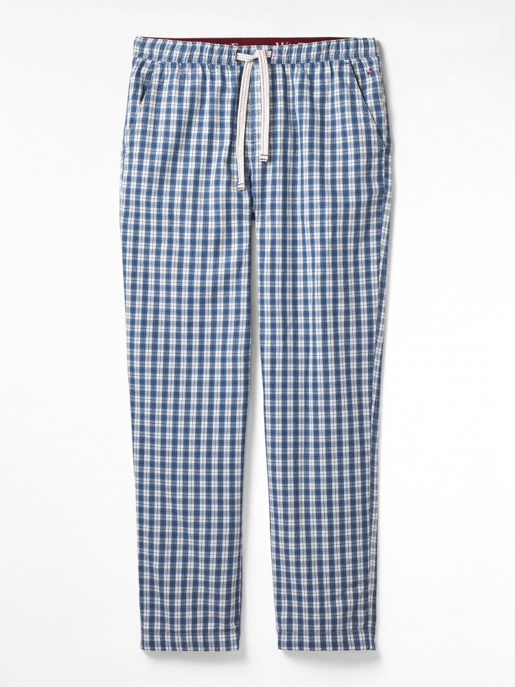 Brandon Oxford Check Pj Bottom