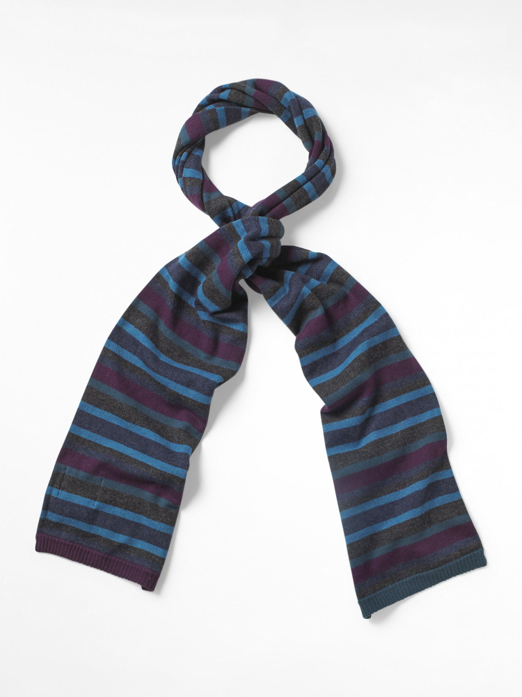 Marty Stripe Scarf
