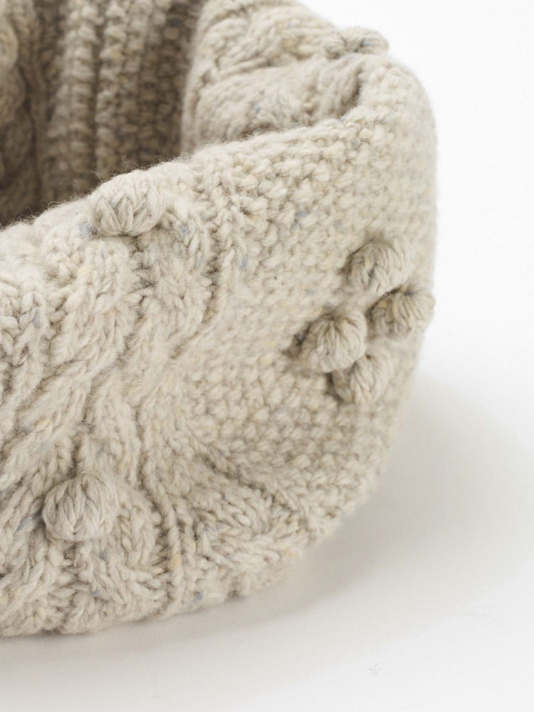 Chunky Cable Snood