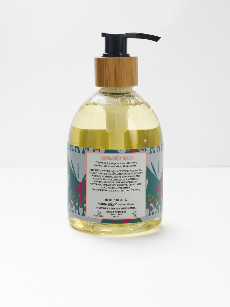 Lavender Mandarin Hand and Body Wash