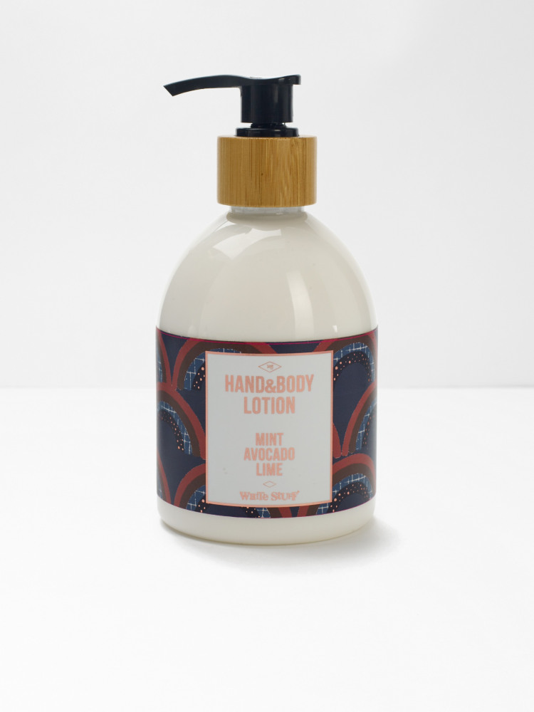 Mint & Avocado Hand and Body Lotion
