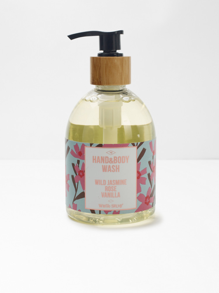 Wild Jasmine Hand and Body Wash