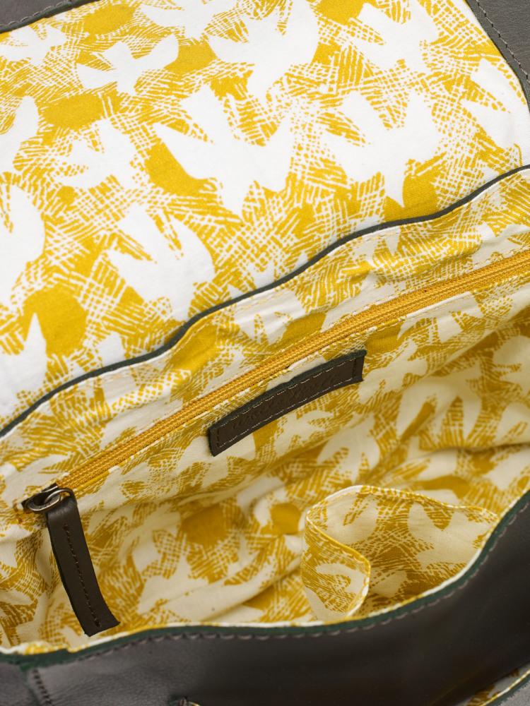 Bonnie Leather Crossbody