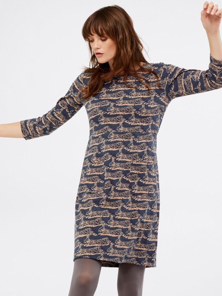 Quince Jersey Dress