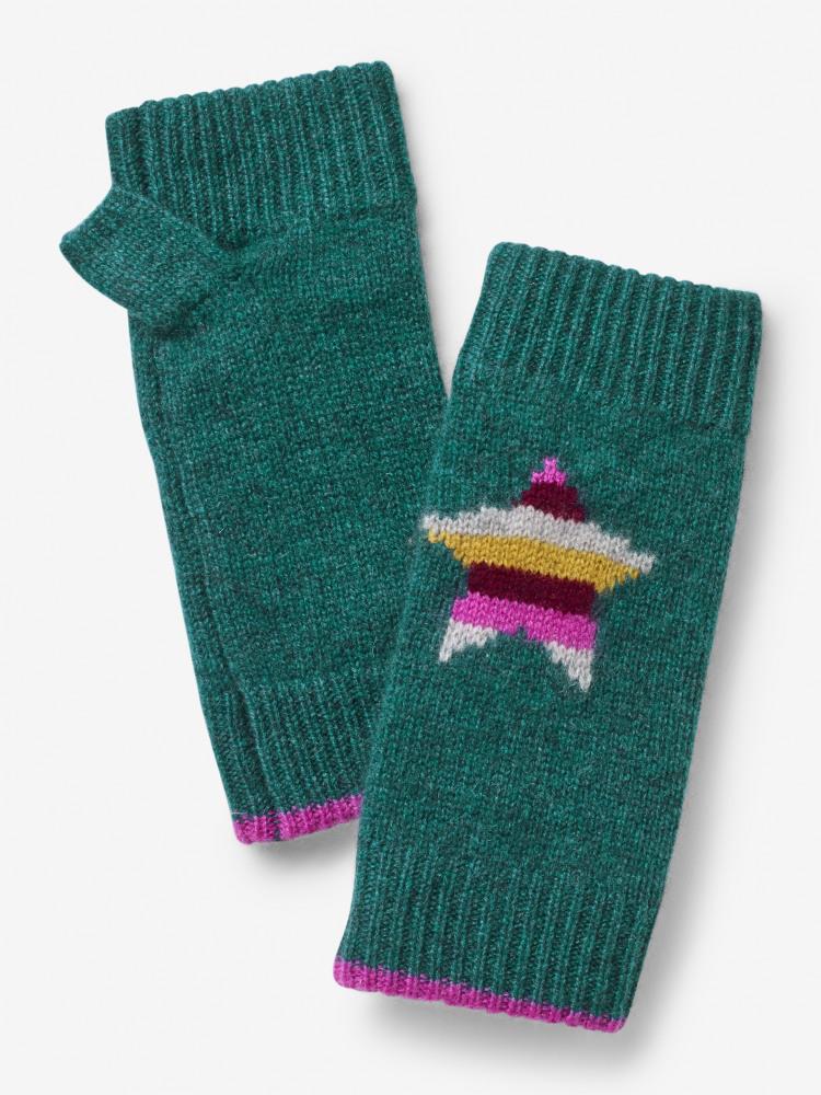 Cashmere Star Gloves