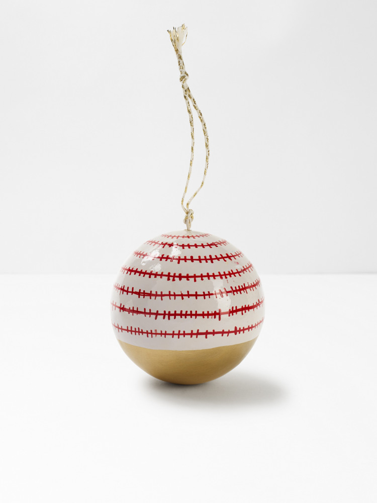 Dash and Gold Bauble