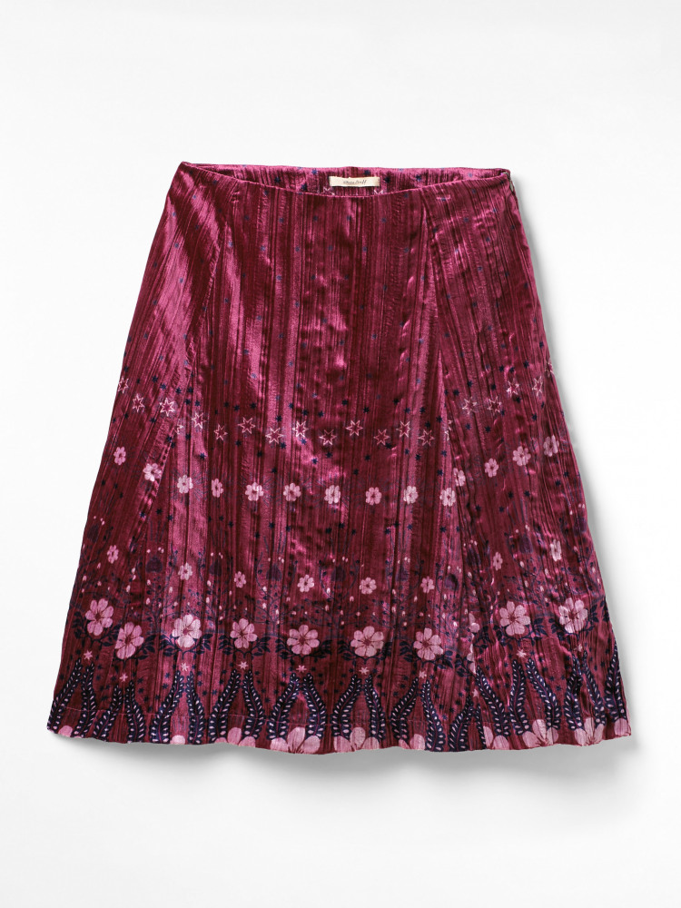 Festive Maple Crush Skirt