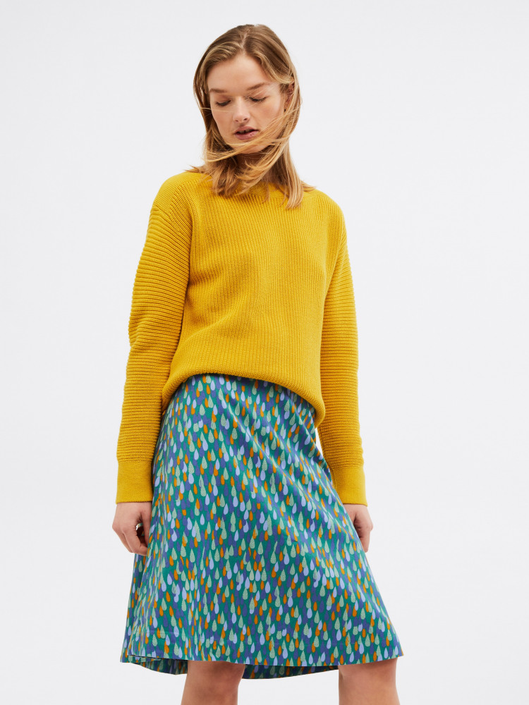Precipitation Reversible Skirt