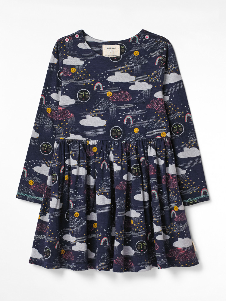 Whats The Weather Jersey Dress