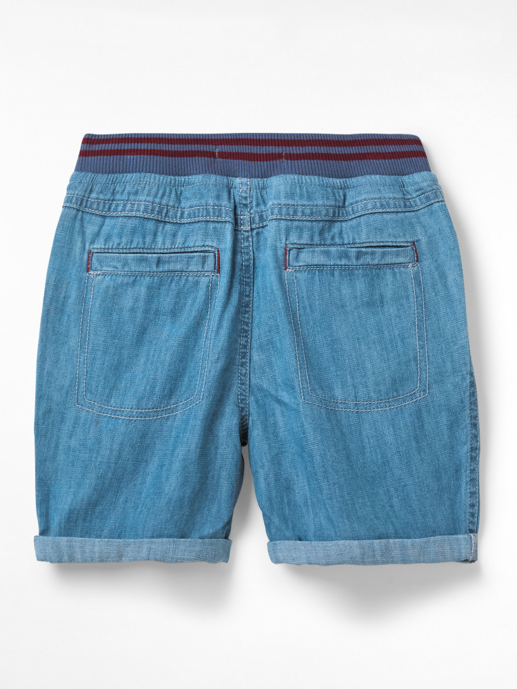 Expedition Denim Shorts