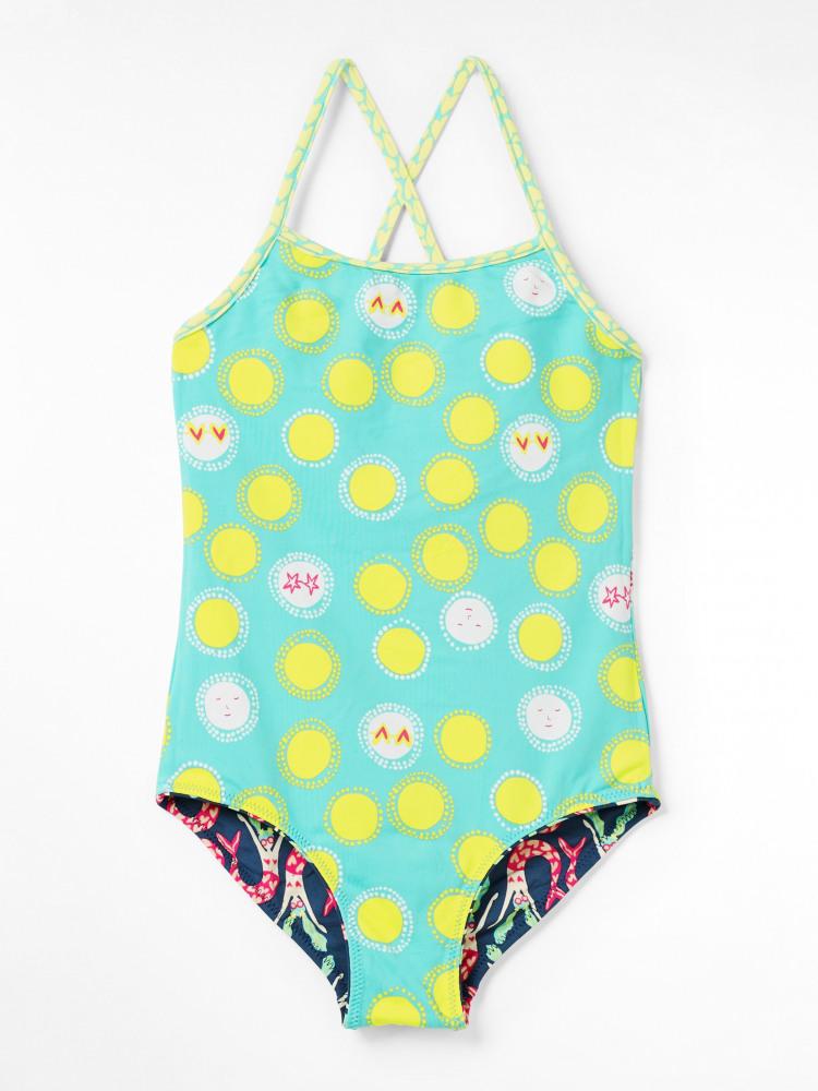 Mermaid Reversible Swimsuit