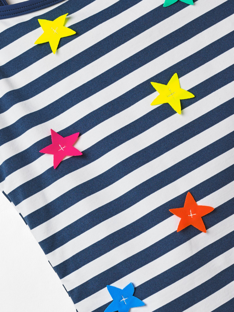 Stripe & Stars Swimsuit