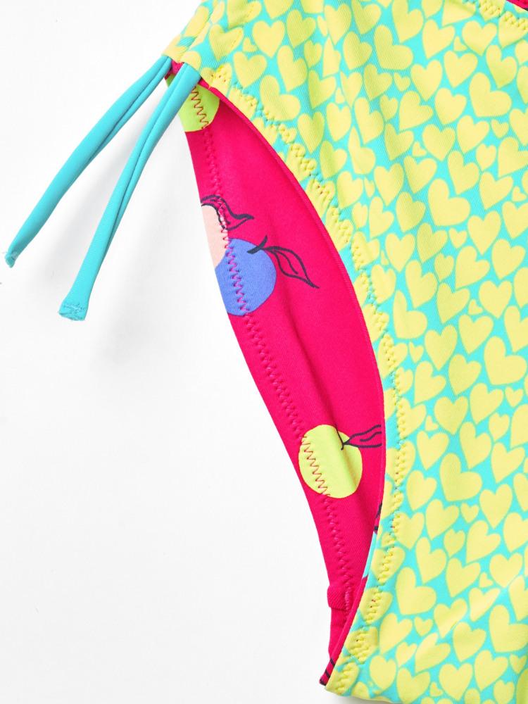 Fruit Spot Reversible Bikini