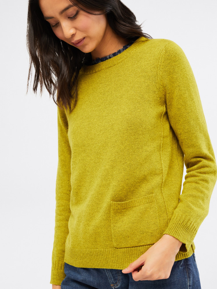Foliage Pocket Jumper
