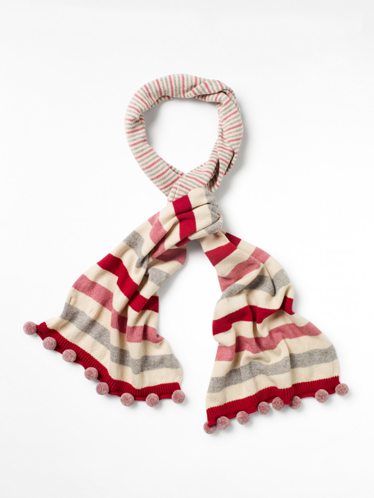 Stripe Pippa Scarf
