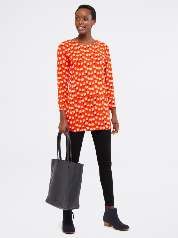 Clover Jersey Tunic