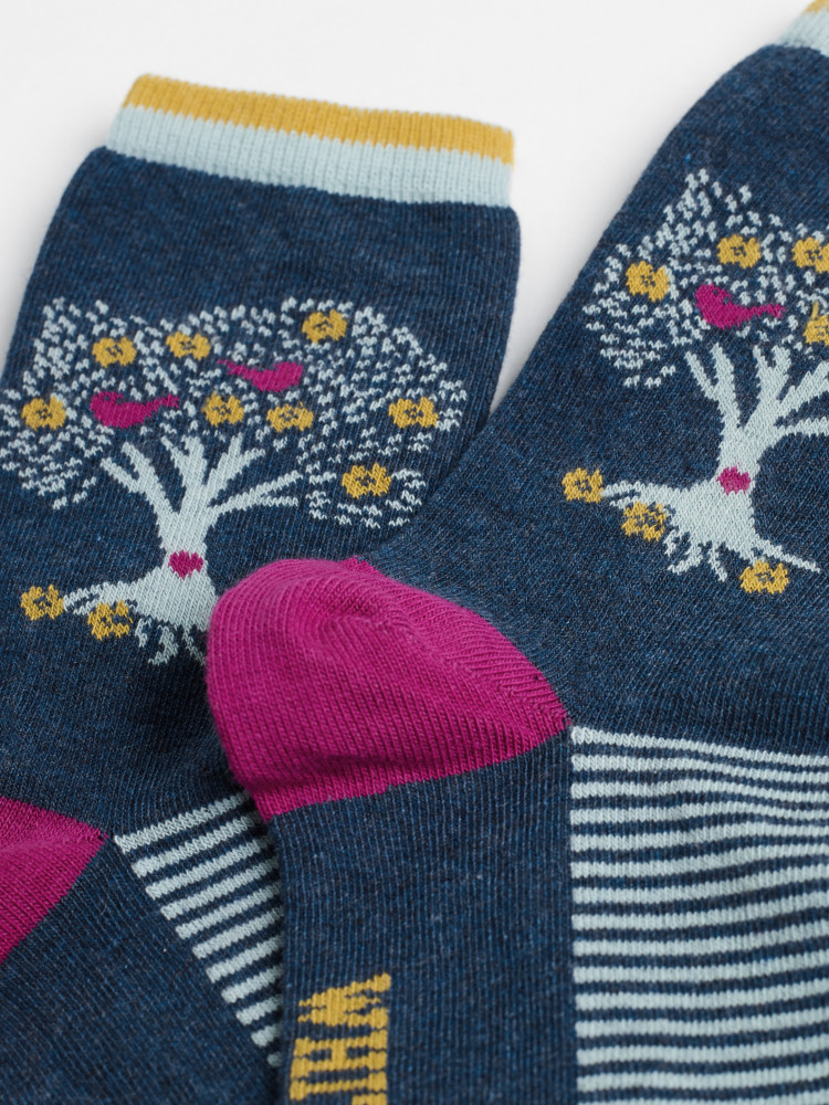 Tree Of Life Sock