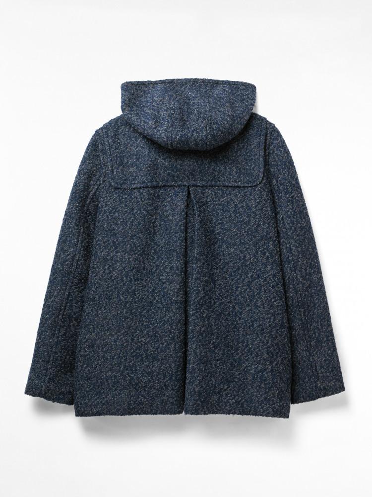 Duffle Boucle Coat