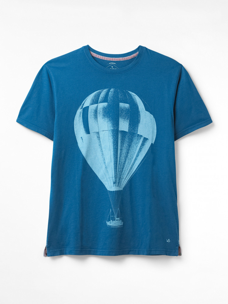 Balloon Graphic Organic Tee