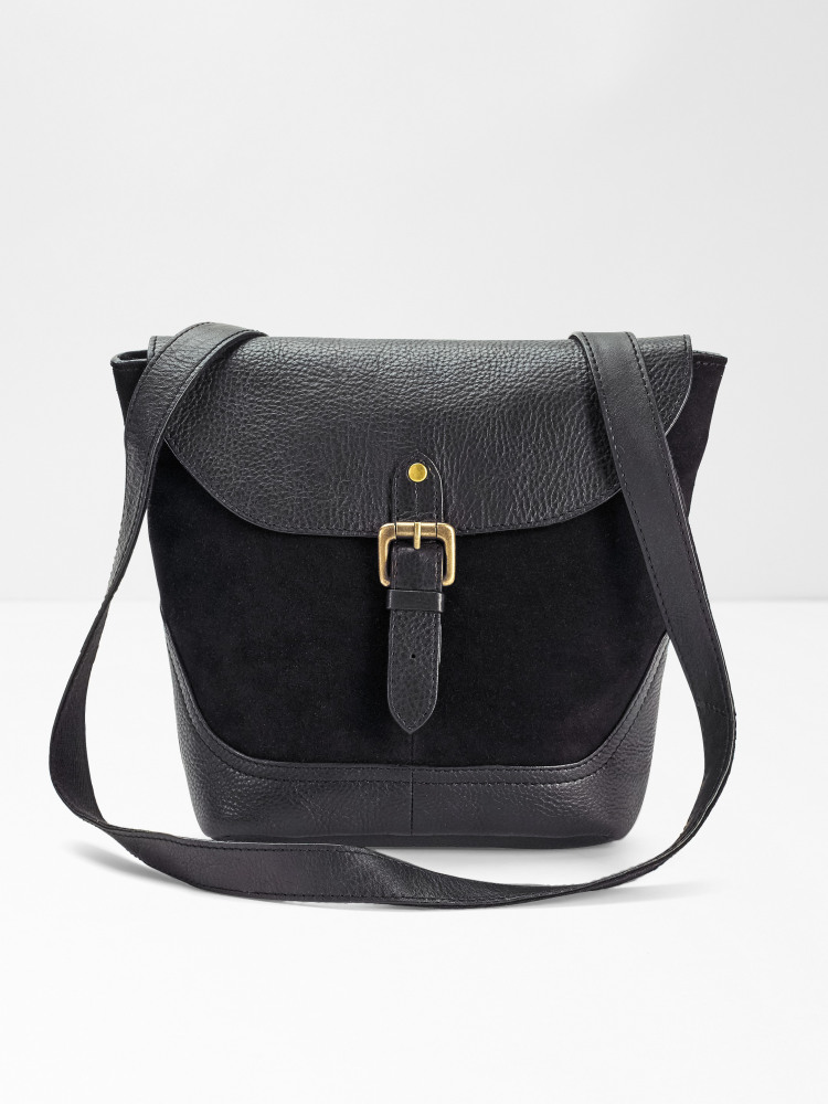Bonnie Leather Convertible Bag