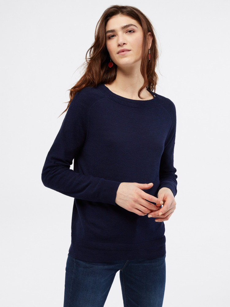 Outline Organic Cotton Jumper