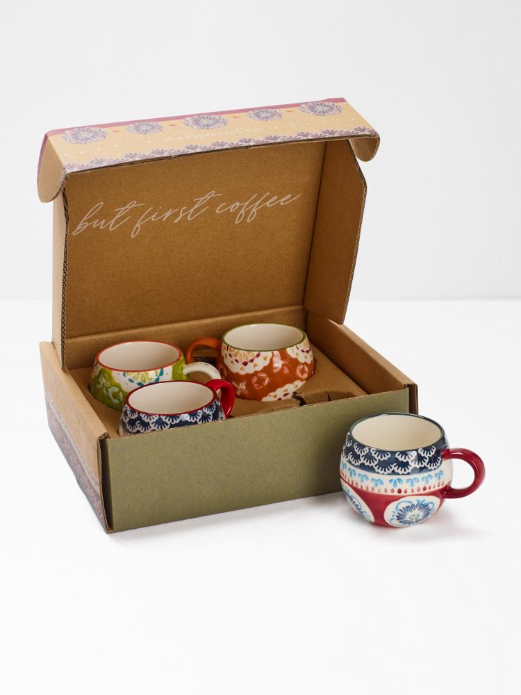 Espresso Mug Set
