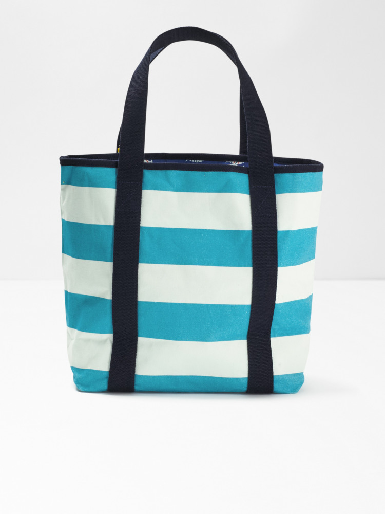 Hayley Reversible Organic Cotton Tote